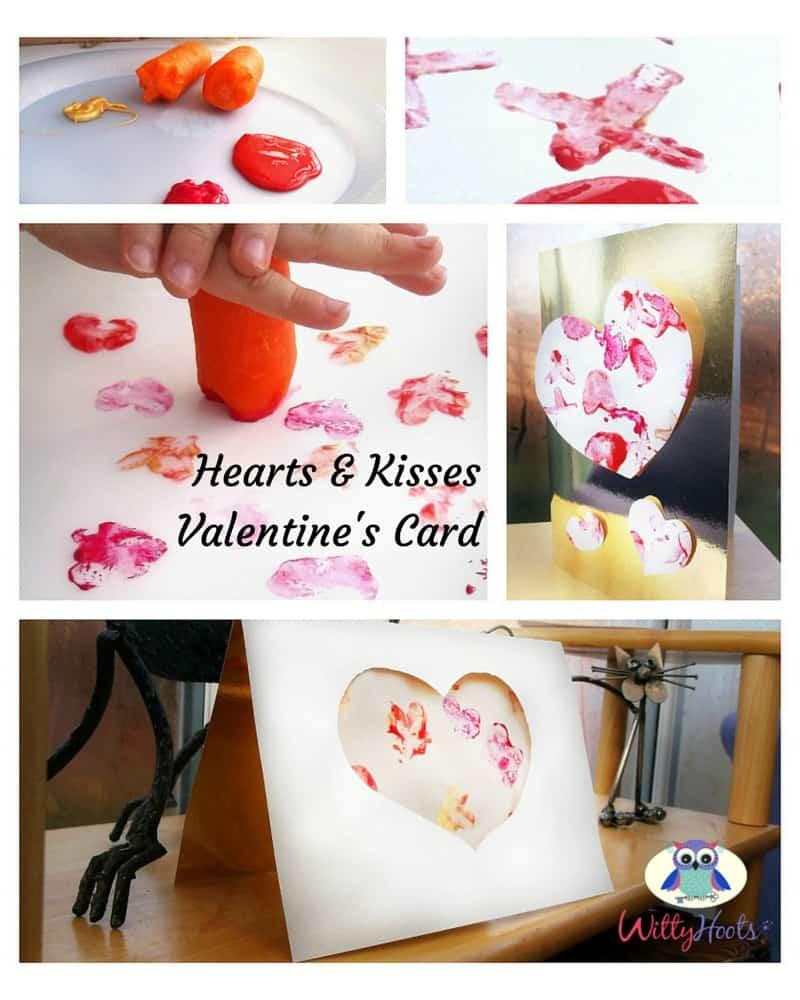 Heart & Kisses