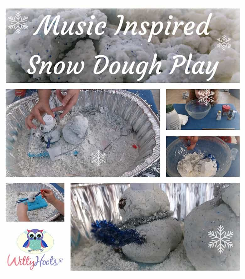 Music Snow Dough