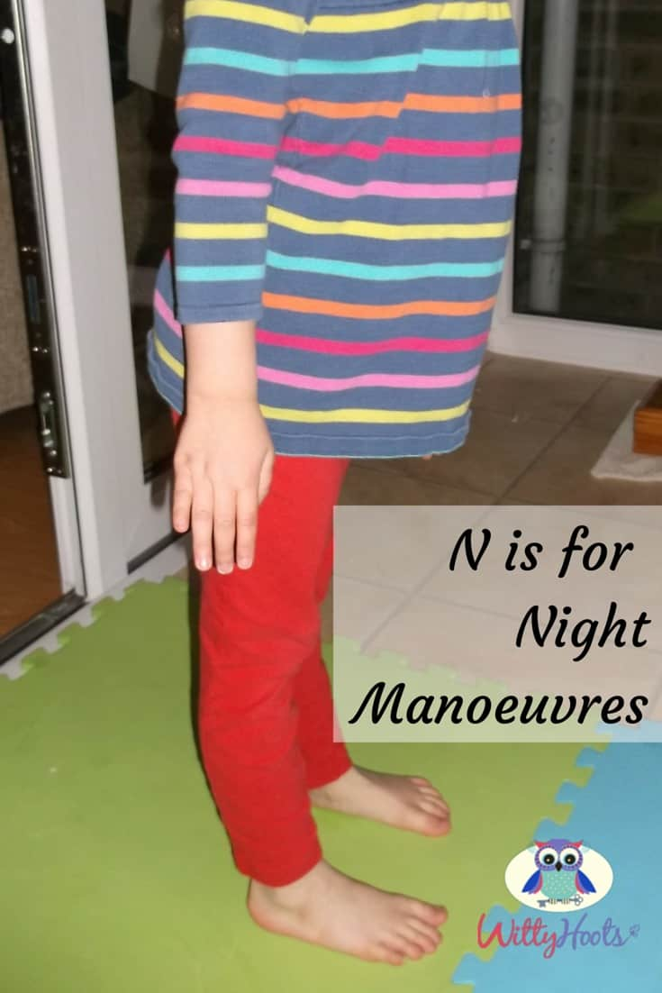 N is for Night Manoeuvres