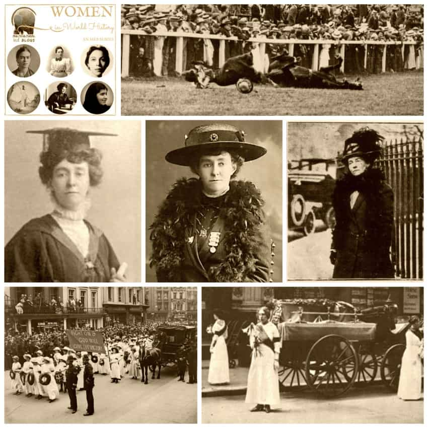 Women in History Collage