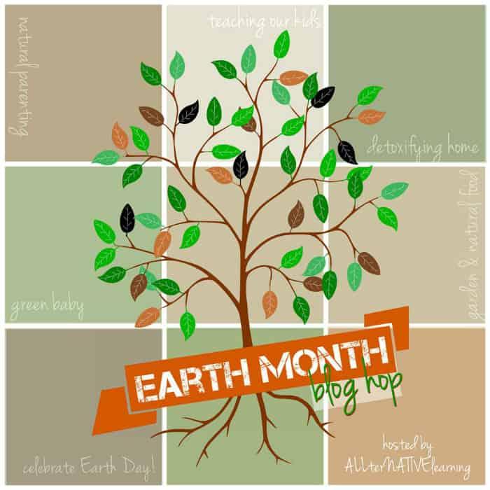 Earth Month Blog Hop