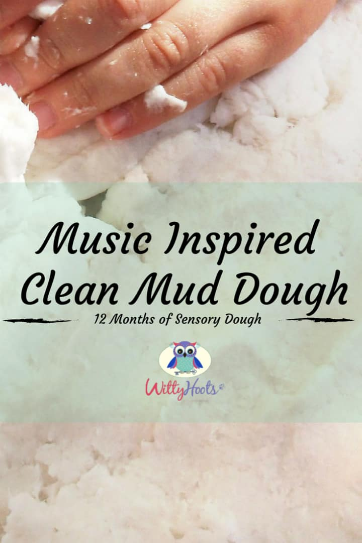 Music Inspired Clean Mud