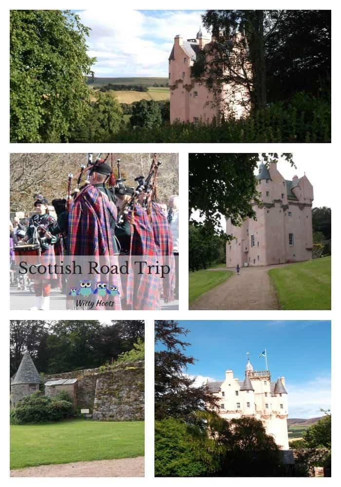 Craigievar Castle WH