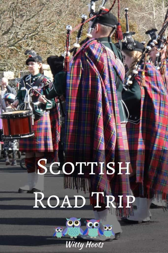 Scottish Road Trip WH