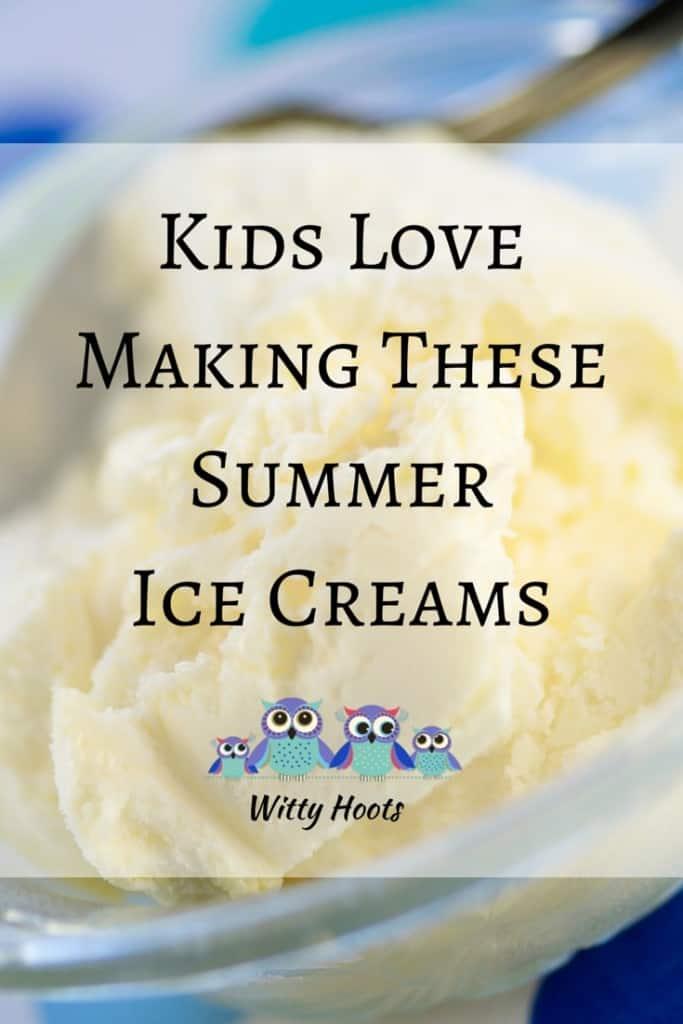Summer Ice Creams