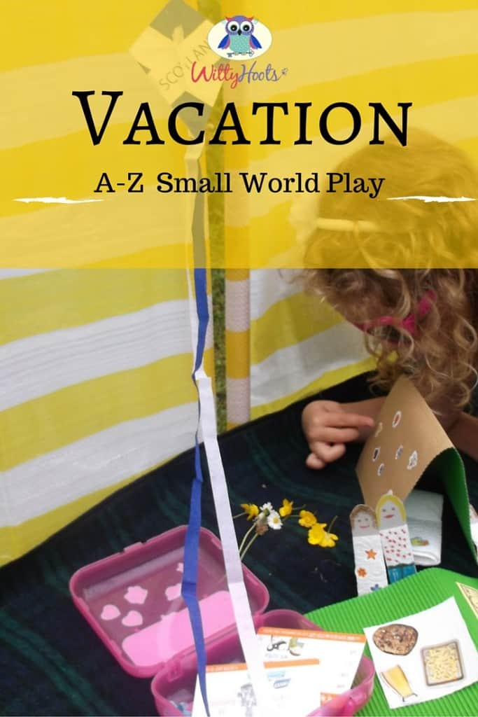 A-Z Small World Vacation