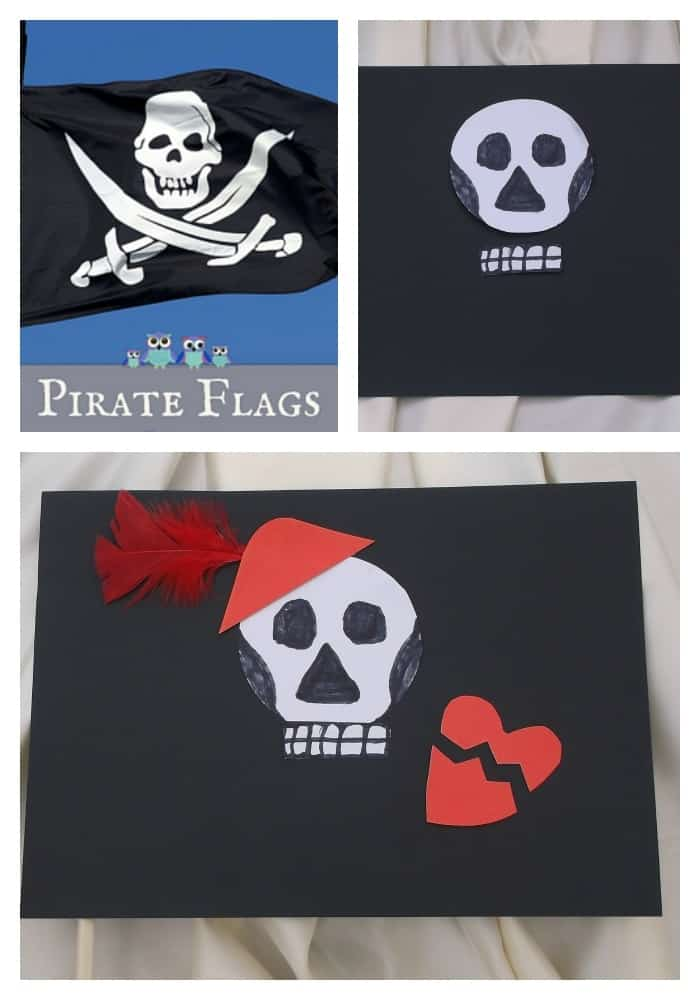 Design your own Pirate Flags