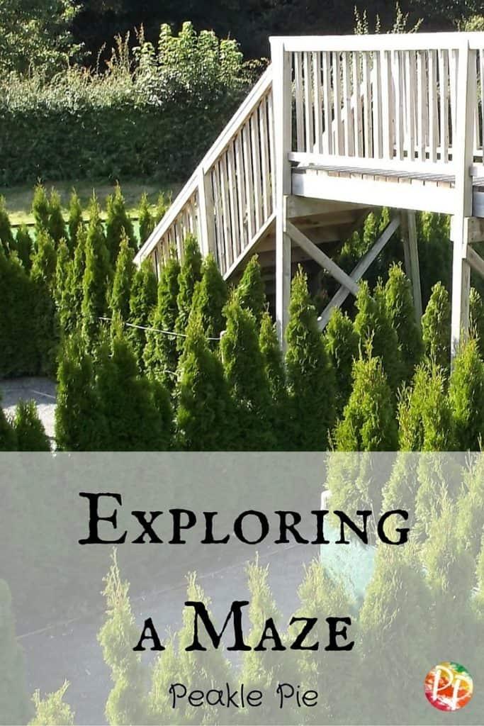 exploring-a-maze