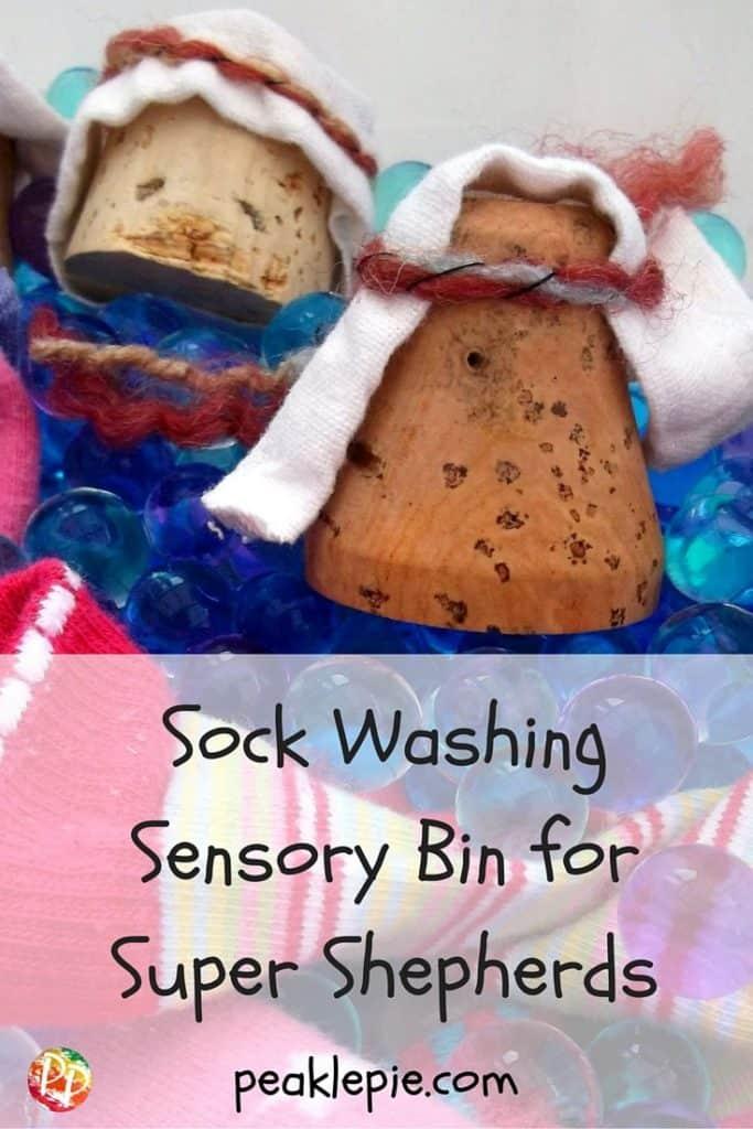 sock-washing-sensory-bin-for-super-shepherds