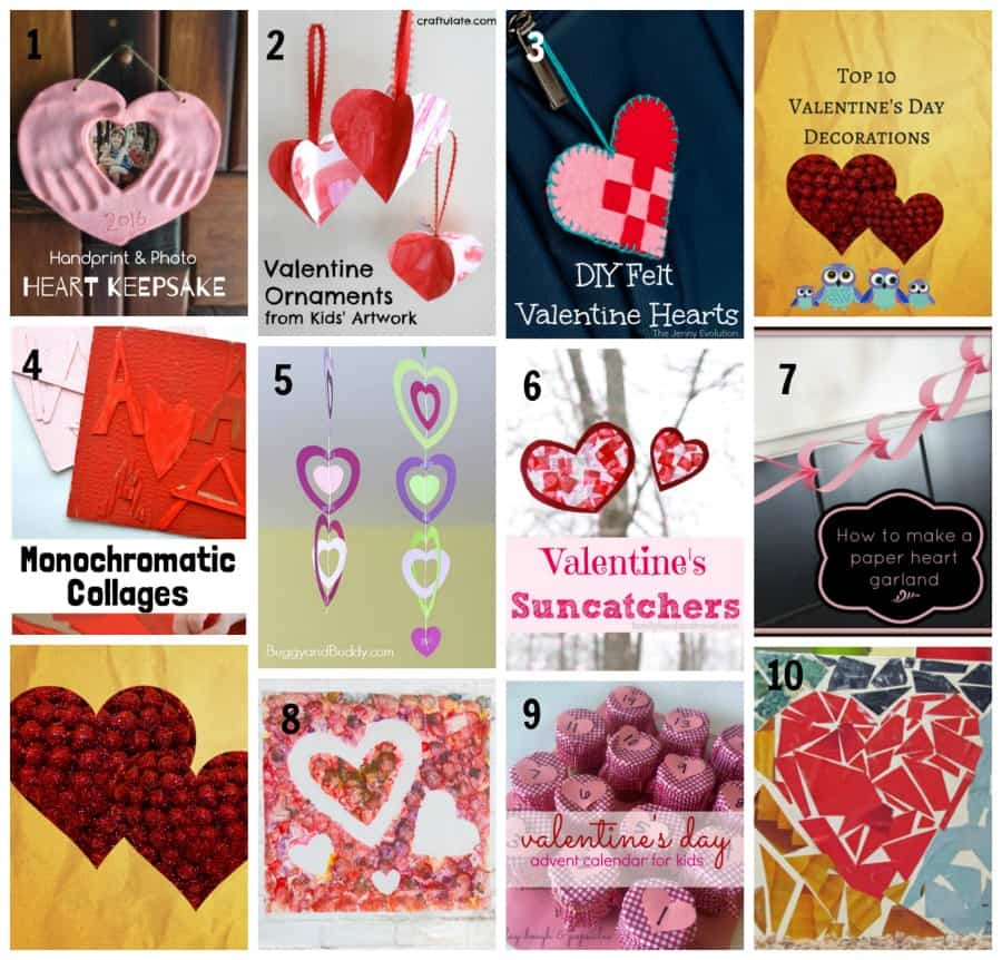 Top Ten Valentines Decorations Witty Hoots