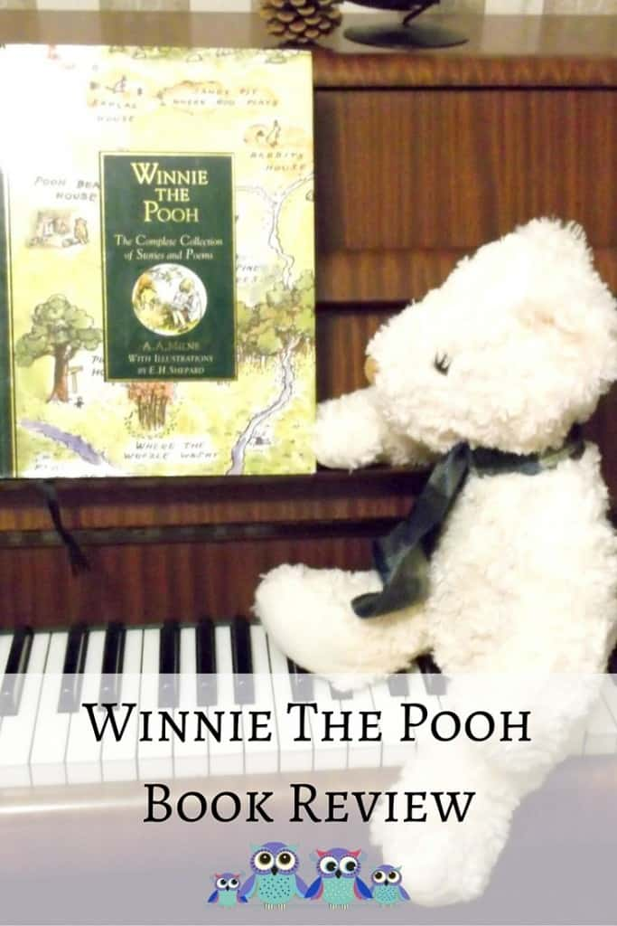 Winnie the Pooh Book ReviewWH
