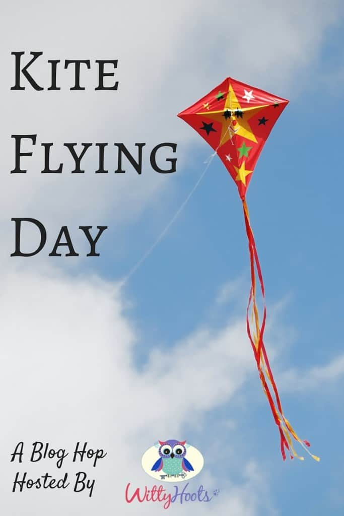 Kite Flying Day Blog Hop