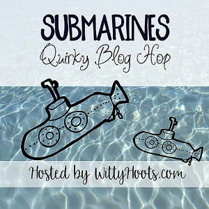 Submarines Quirky Blog Hop Badge