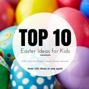 Top 10 Easter Ideas