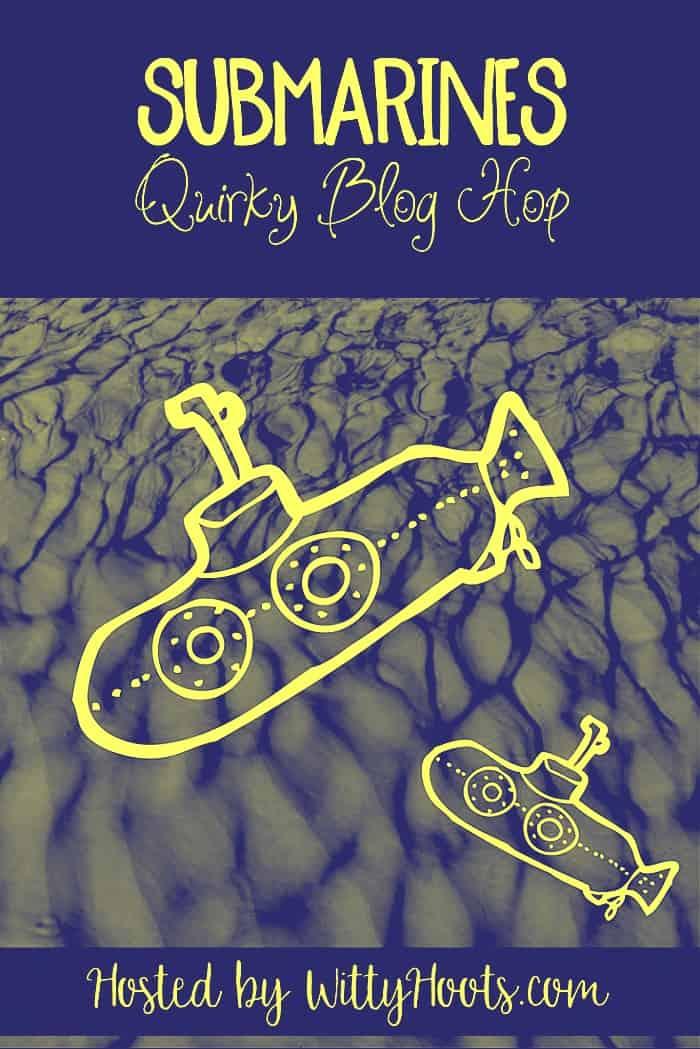 Yellow Submarine Blog Hop
