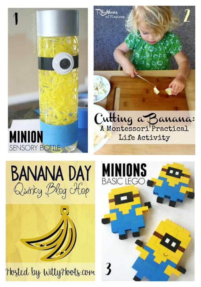 Activities for Banana Day