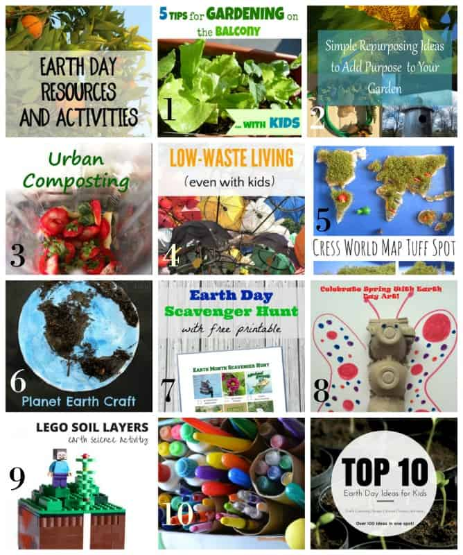 Earth Day Resources and Activities Top 10 Witty Hoots