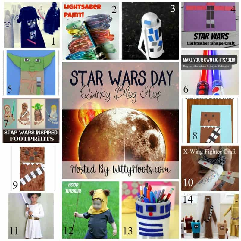 Star Wars Day Crafts