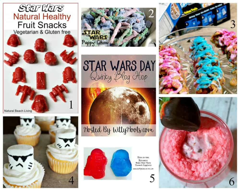 Star Wars Day Recipes