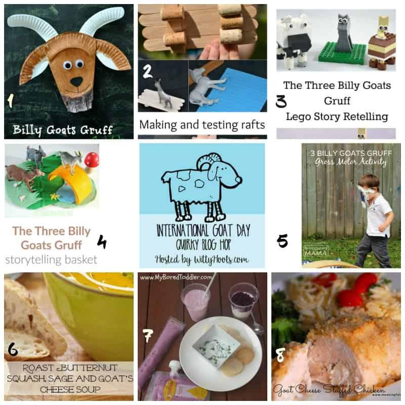 International Goat Day Round Up