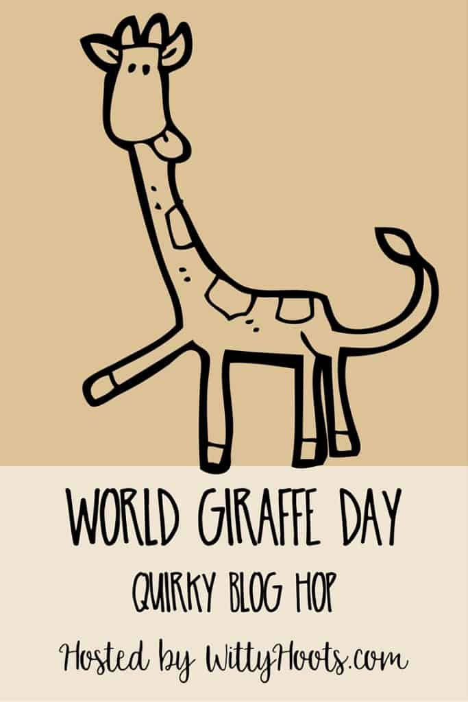 World Giraffe Day Witty Hoots
